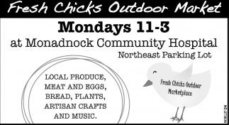 Fresh Chicks Outdoor Market