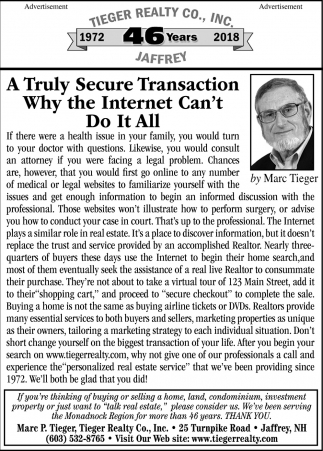 A Truly Secure Transaction Why The Internet Can't Do It All