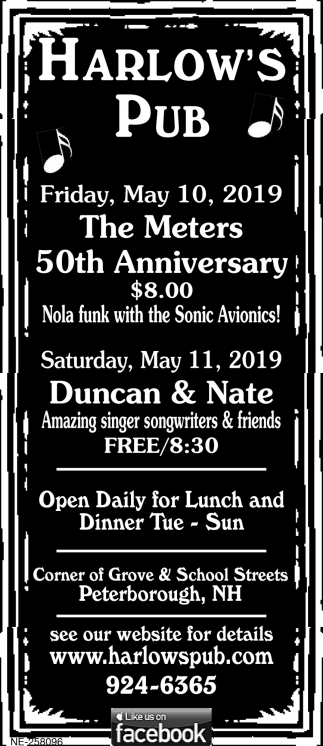 The Meters 50th Anniversary