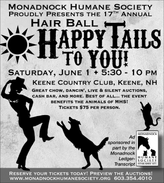 Hail Ball Happy Tails To You!