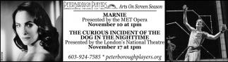 Marnie November 10th