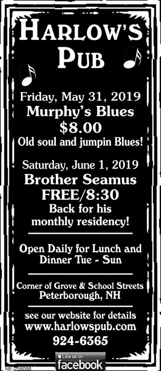 Murphy's Blues