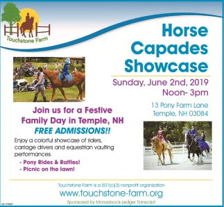 Horse Capades Showcase