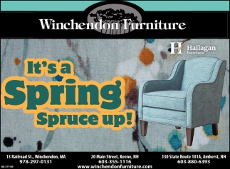 It's Spring Spruce Up!