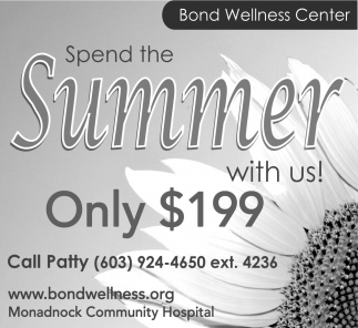 Spend The Summer With Us!