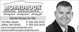 Dental Fitness For Life!