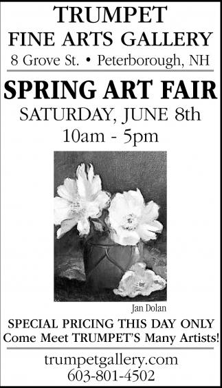Spring Art Fair