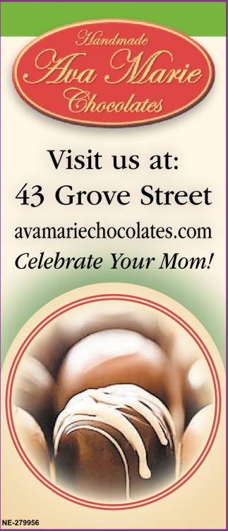 Visit Us At 43 Grove Street
