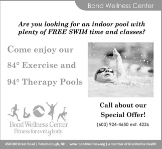 Free Swim Time And Classes