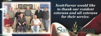 Thank Our Resident Veterans