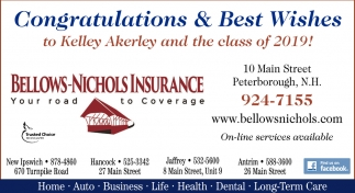 Congratulations & Best Wishes