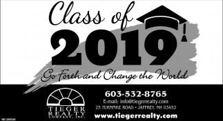 Class Of 2019!