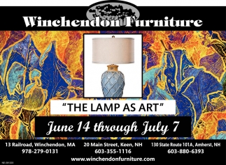 The Lamp As Art