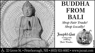 Buddha From Bali