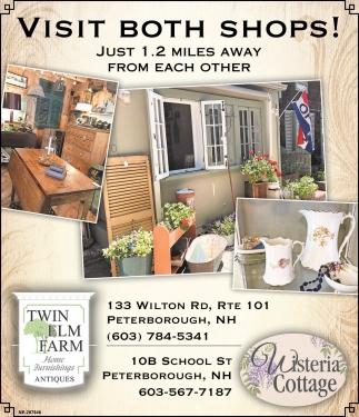 Visit Both Shops!