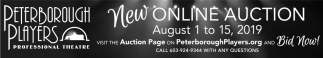 New Online Auction