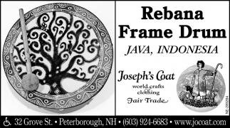 Rebana Frame Drum