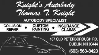 Autobody Specialist