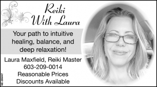Your Path To Intuitive Healing, Balance And Deep Relaxation!