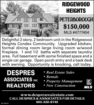 Ridgewood Heights