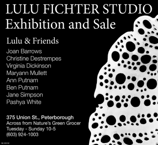 Exhibition And Sale