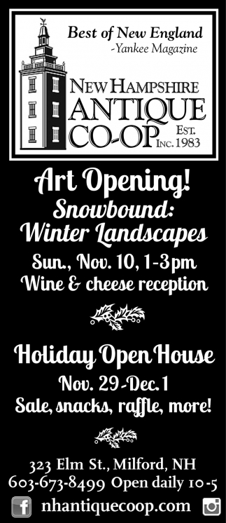 Art Opening!