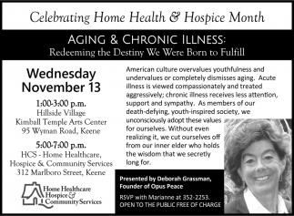 Aging & Chronic Illness