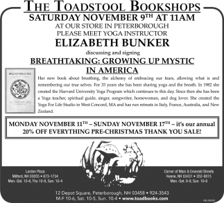 Elizabeth Bunket
