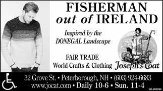 Fisherman Out Of Ireland