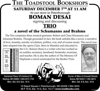 Boman Desai