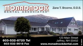 Monadnock Dental Associates