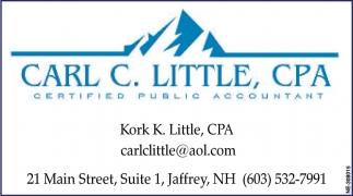 Kork K. Little, CPA