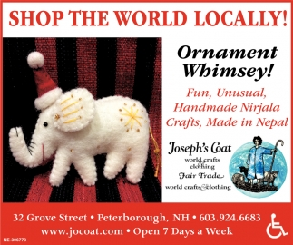 Shop The World Locally!