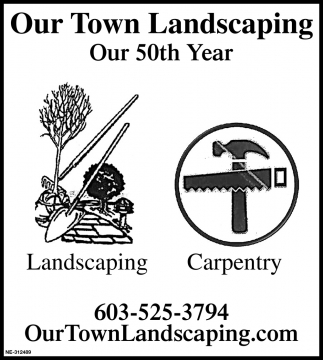 Landscaping / Carpentry