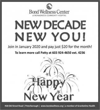 New Decade New Year!