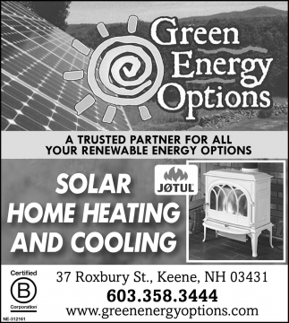 Solar Energy & Home Heating