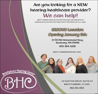 Are You Looking For A New Hearing Healthcare Provider?