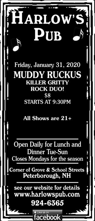Muddy Ruckus