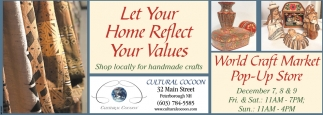 Let Your Home Reflect Your Values
