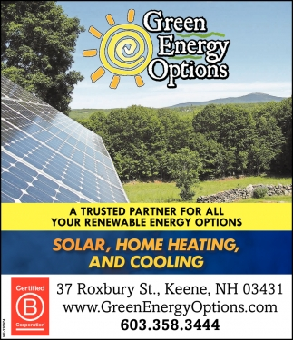 Solar Home, Home Heating And Cooling