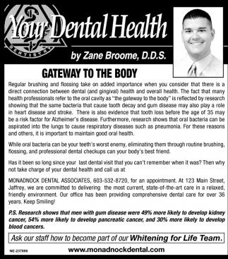 Your Dental Health