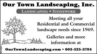 Landscaping / Stonework