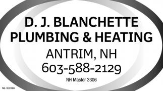 D.J. Blanchette Plumbing & Heating