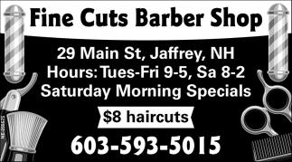 $8 Haircuts