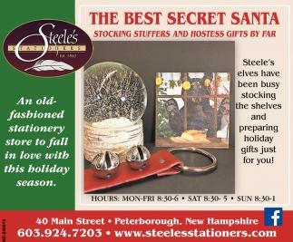 The Best Secret Santa!