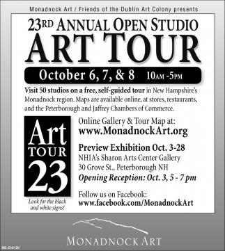 23rd Annual Open Studio