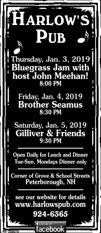 Bluegrass Jam With Host John Meehan!