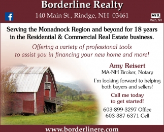 Serving The Monadnock Region