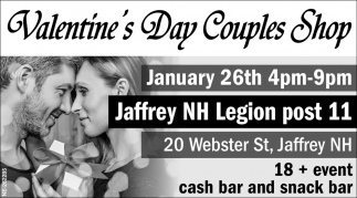 Valentine's Day Couples Shop