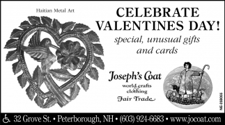 Celebrate Valentines Day!